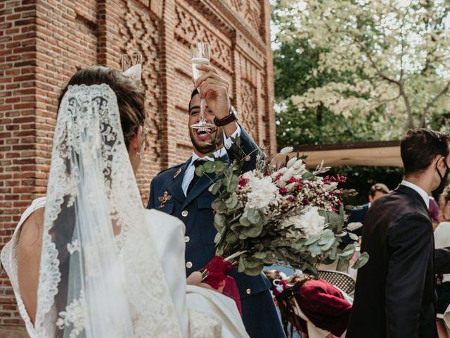 La boda de Maria y Luis en Cubas De La Sagra, Madrid 45