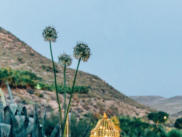 La boda de Xixo y Rocío en Almería, Almería 92