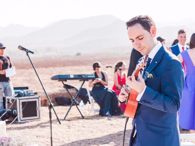 La boda de Xixo y Rocío en Almería, Almería 52
