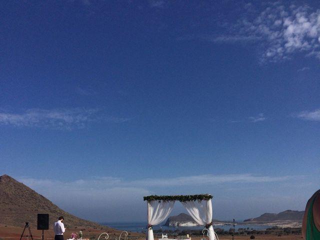 La boda de Xixo y Rocío en Almería, Almería 35
