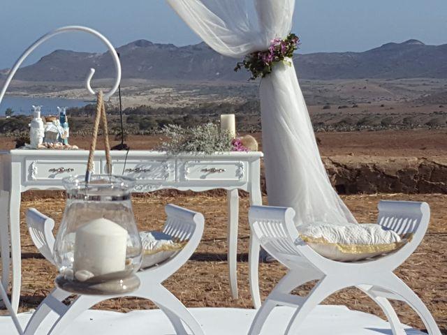 La boda de Xixo y Rocío en Almería, Almería 36