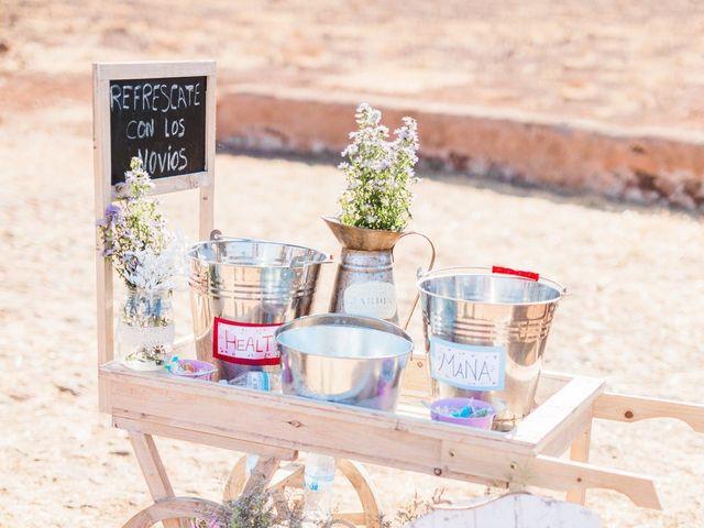 La boda de Xixo y Rocío en Almería, Almería 39
