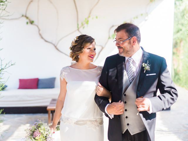 La boda de Xixo y Rocío en Almería, Almería 32