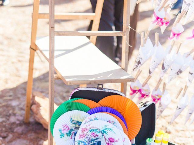 La boda de Xixo y Rocío en Almería, Almería 42