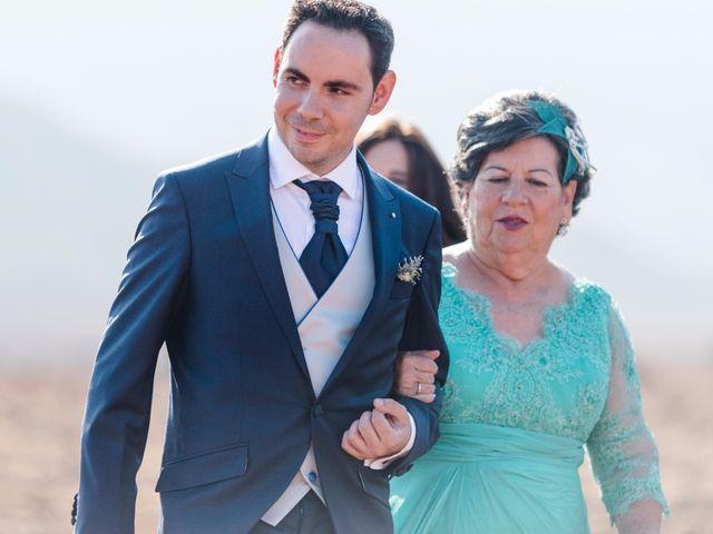 La boda de Xixo y Rocío en Almería, Almería 44