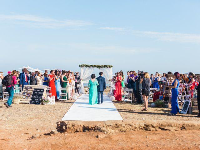 La boda de Xixo y Rocío en Almería, Almería 46