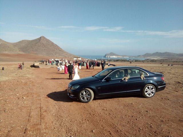 La boda de Xixo y Rocío en Almería, Almería 48