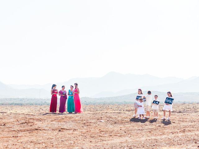 La boda de Xixo y Rocío en Almería, Almería 50