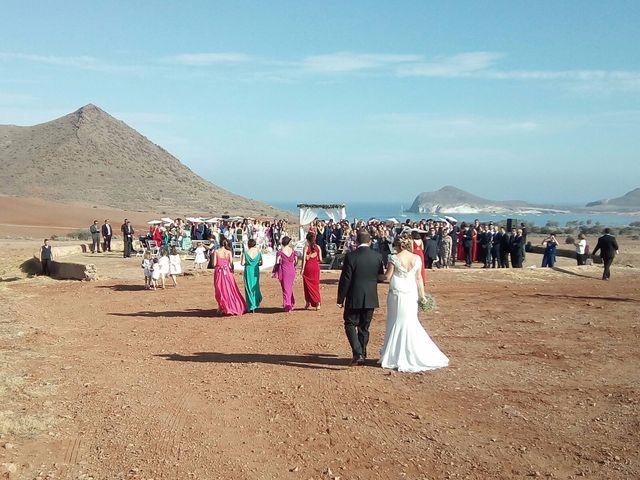 La boda de Xixo y Rocío en Almería, Almería 53