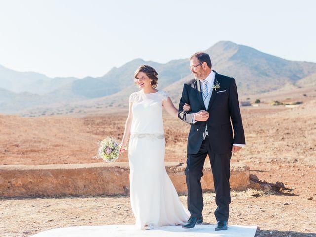 La boda de Xixo y Rocío en Almería, Almería 55