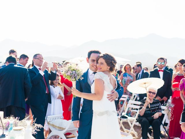 La boda de Xixo y Rocío en Almería, Almería 56