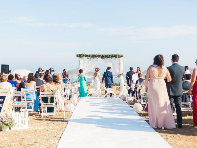 La boda de Xixo y Rocío en Almería, Almería 58