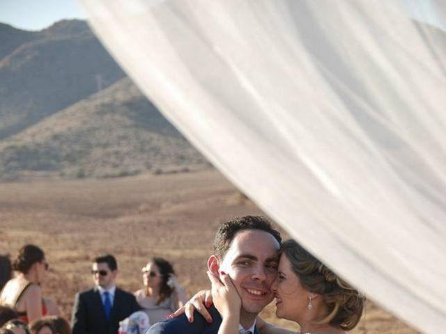 La boda de Xixo y Rocío en Almería, Almería 59
