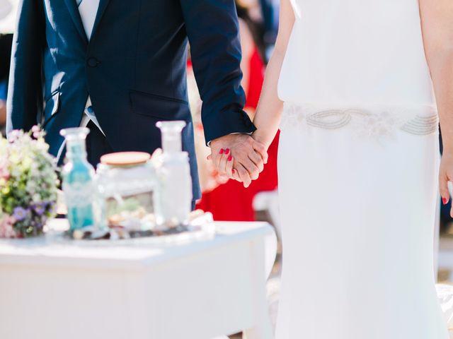 La boda de Xixo y Rocío en Almería, Almería 61