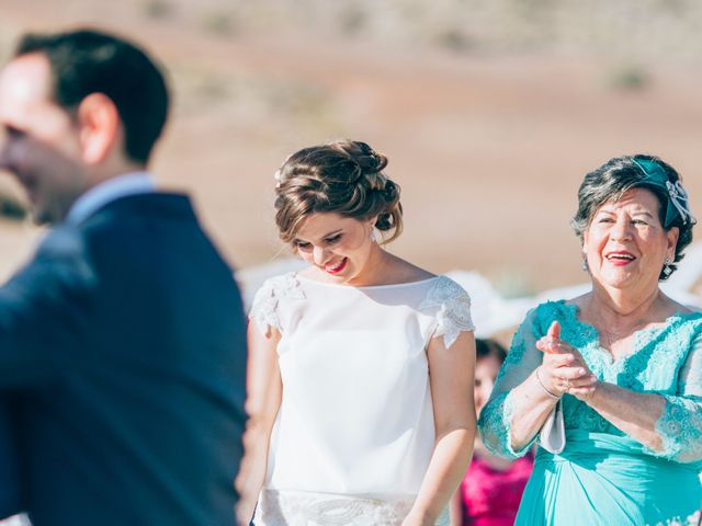 La boda de Xixo y Rocío en Almería, Almería 64