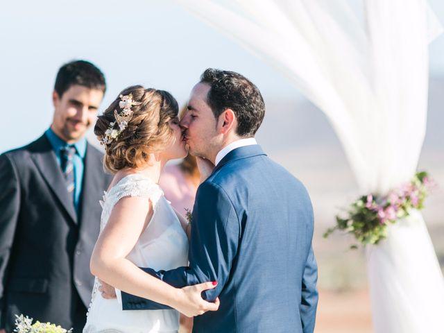 La boda de Xixo y Rocío en Almería, Almería 69