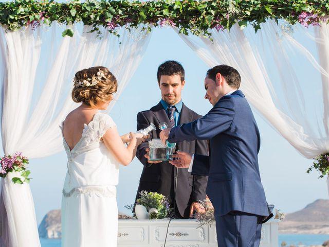 La boda de Xixo y Rocío en Almería, Almería 71