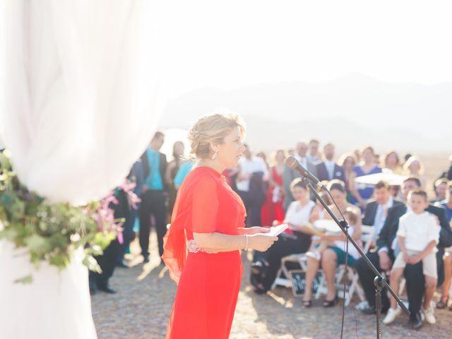 La boda de Xixo y Rocío en Almería, Almería 72