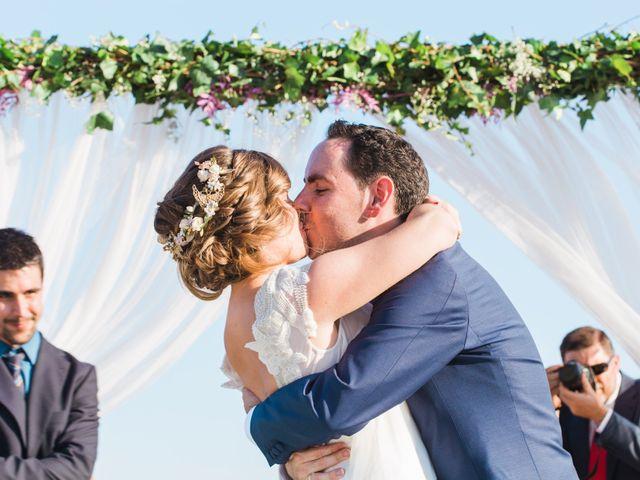 La boda de Xixo y Rocío en Almería, Almería 73