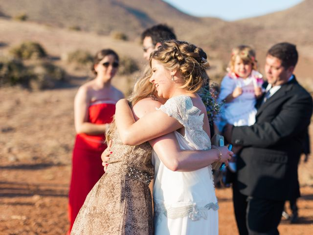 La boda de Xixo y Rocío en Almería, Almería 74