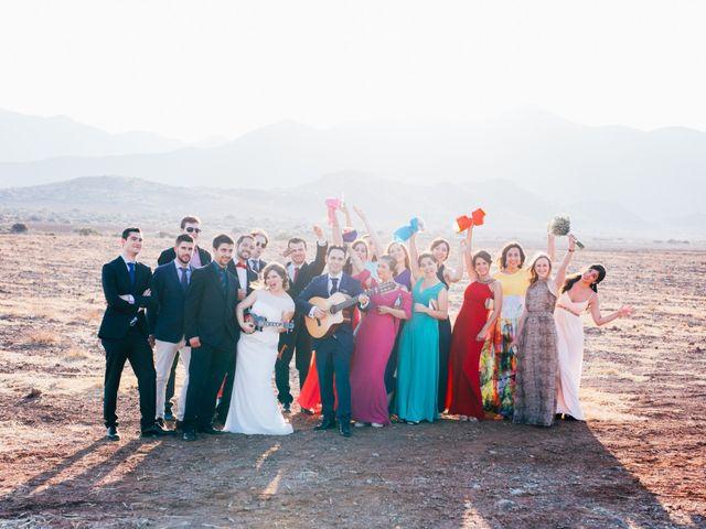 La boda de Xixo y Rocío en Almería, Almería 75