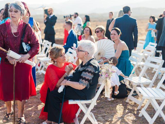 La boda de Xixo y Rocío en Almería, Almería 76