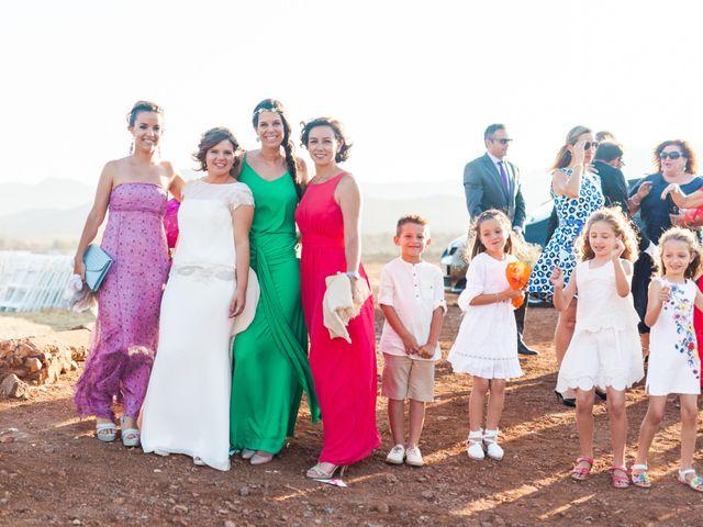 La boda de Xixo y Rocío en Almería, Almería 77