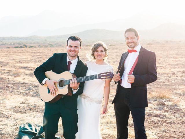 La boda de Xixo y Rocío en Almería, Almería 78