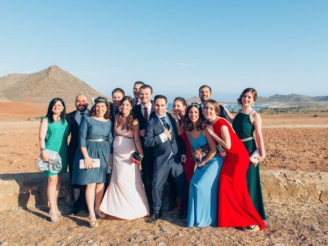 La boda de Xixo y Rocío en Almería, Almería 79