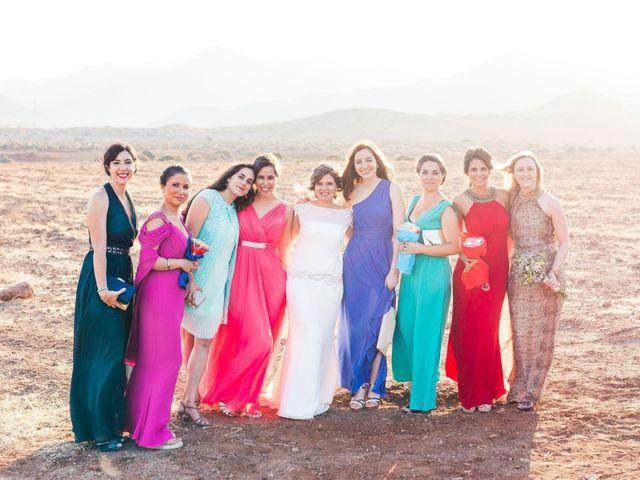 La boda de Xixo y Rocío en Almería, Almería 80