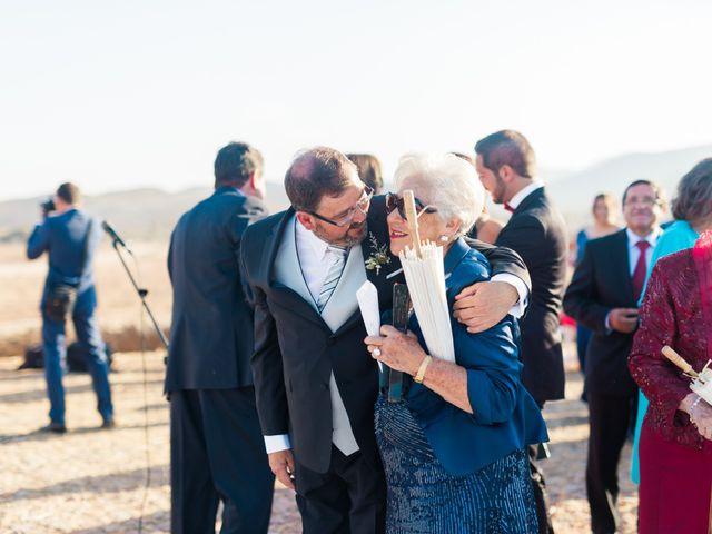 La boda de Xixo y Rocío en Almería, Almería 81