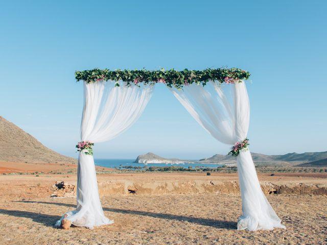 La boda de Xixo y Rocío en Almería, Almería 82