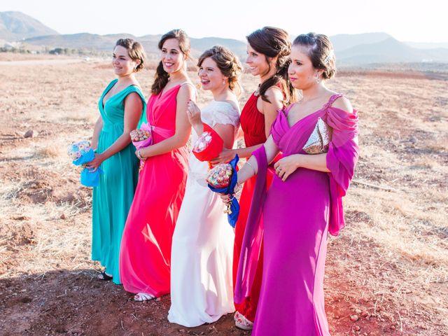La boda de Xixo y Rocío en Almería, Almería 83