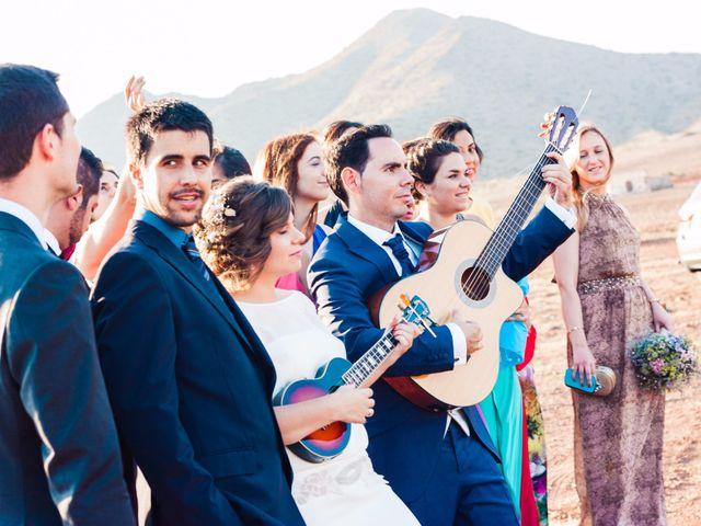 La boda de Xixo y Rocío en Almería, Almería 84