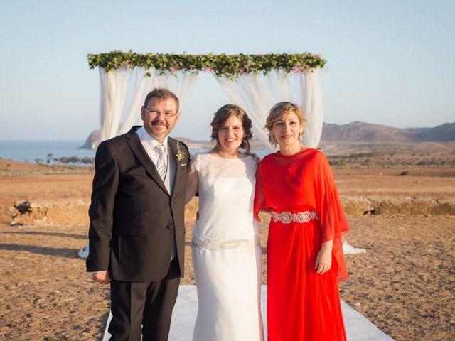 La boda de Xixo y Rocío en Almería, Almería 1