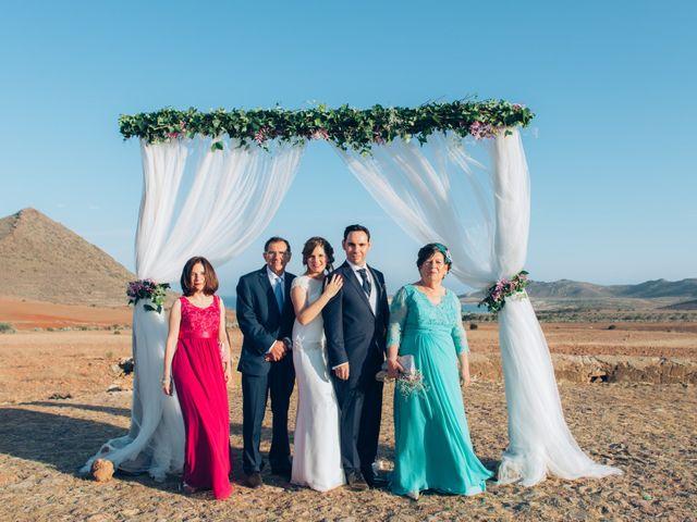 La boda de Xixo y Rocío en Almería, Almería 85