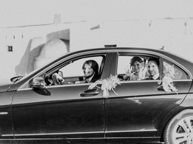 La boda de Xixo y Rocío en Almería, Almería 88