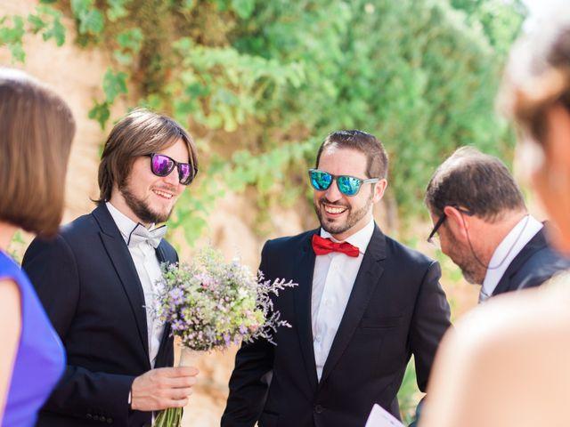 La boda de Xixo y Rocío en Almería, Almería 31