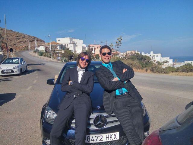La boda de Xixo y Rocío en Almería, Almería 33