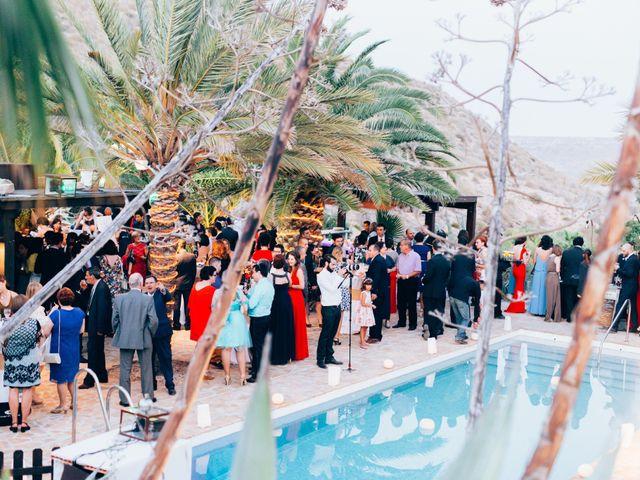 La boda de Xixo y Rocío en Almería, Almería 90