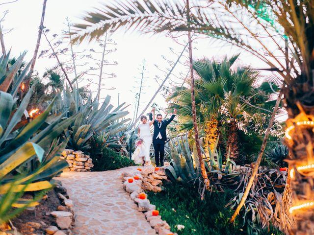 La boda de Xixo y Rocío en Almería, Almería 91