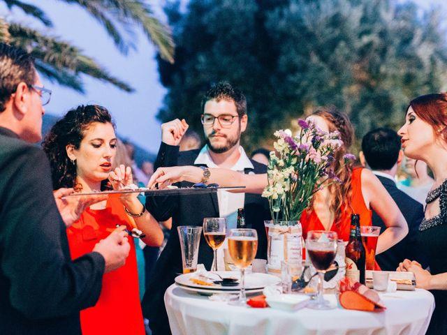 La boda de Xixo y Rocío en Almería, Almería 94