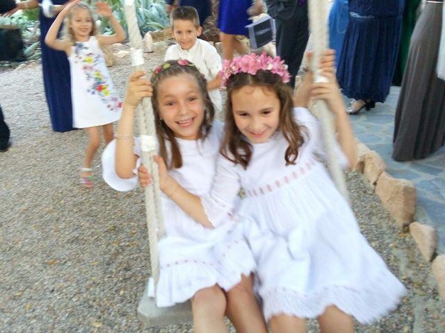 La boda de Xixo y Rocío en Almería, Almería 98