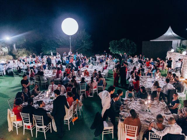 La boda de Xixo y Rocío en Almería, Almería 100