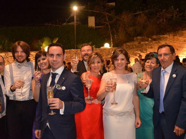 La boda de Xixo y Rocío en Almería, Almería 103