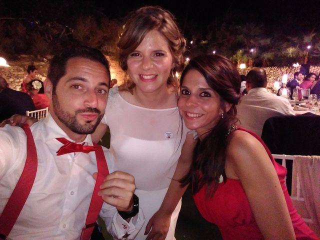 La boda de Xixo y Rocío en Almería, Almería 106