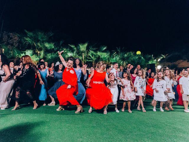 La boda de Xixo y Rocío en Almería, Almería 114