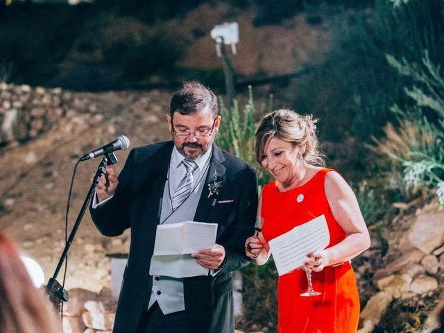 La boda de Xixo y Rocío en Almería, Almería 116