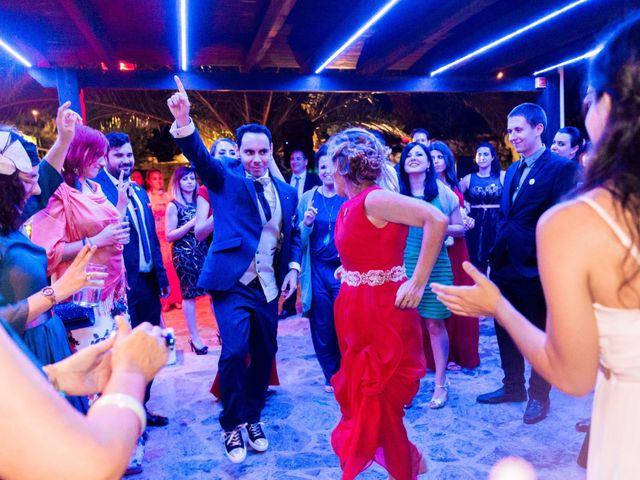 La boda de Xixo y Rocío en Almería, Almería 133