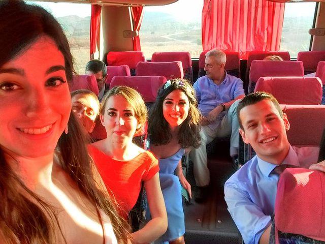 La boda de Xixo y Rocío en Almería, Almería 40